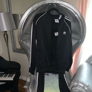 Mens XL Adidas tracksuit New with Tags